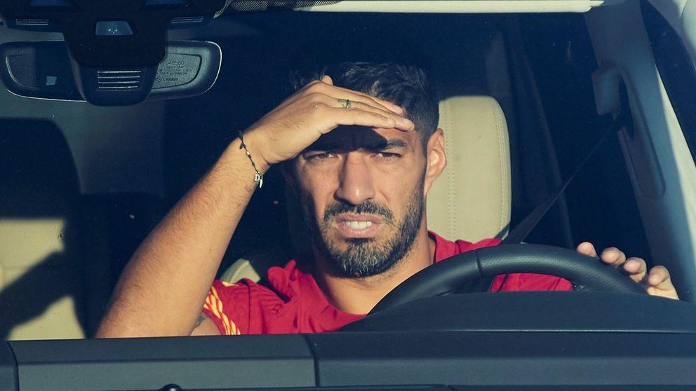 La Fiscalía de Perugia investiga si a Luis Suárez le filtraron el examen del pasaporte