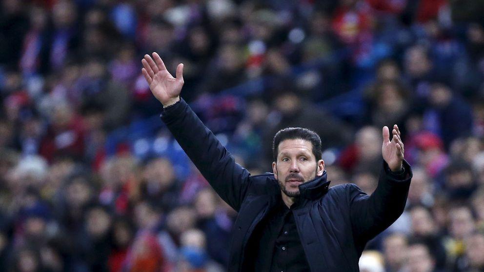 El Atleti es el líder, pero Simeone señala cinco preocupaciones para mejorar