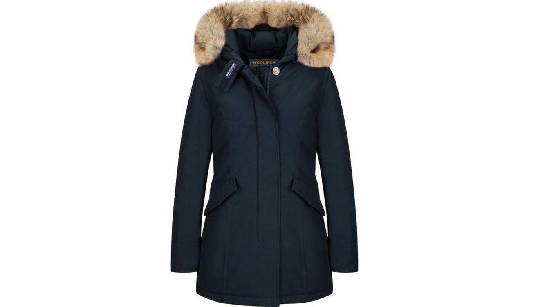 Luz Abrigos de plumas hombres chaqueta de invierno ganso