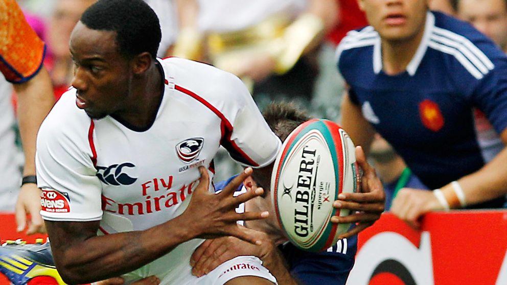 Carlin Isles, el 'Forrest Gump' que eligió llevar al rugby su velocidad