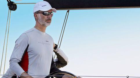 El mundo náutico se rinde ante Felipe VI en Mallorca con un ¡Viva el Rey!