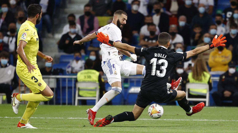 El Madrid se desespera ante el Villarreal en un partido gris de los de Ancelotti (0-0)