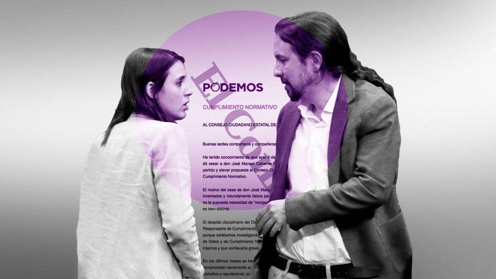 La jefa de auditoría de Podemos denuncia irregularidades financieras y en primarias