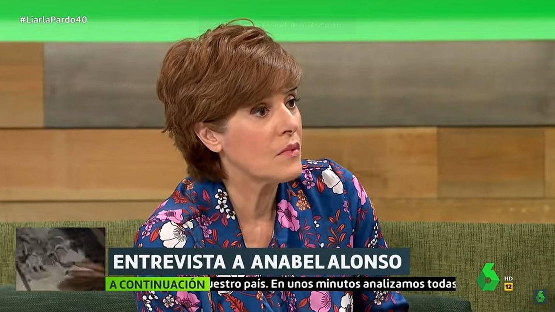 Anabel Alonso salta ante Vox por los niños gais: Libertad de expresión no, homofobia