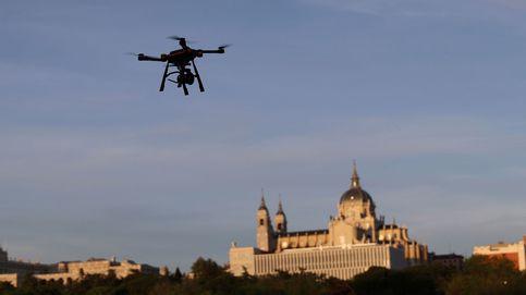 Drones: el recurso (no tan) secreto de la policía madrileña para controlar el covid