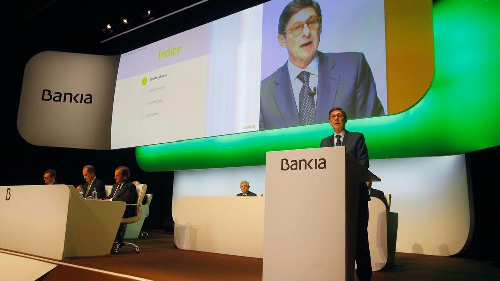 Bankia compra el 50% de Caja Granada Vida y Cajamurcia Vida por 225 millones