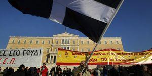Foto: El presidente griego propone un gobierno de tecnócratas al estilo Monti