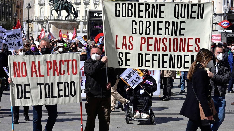 El gasto en pensiones sube un 2,6% en abril, hasta la cifra récord de 10.136 M
