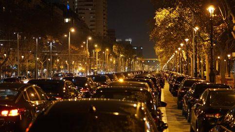 """Las VTC también ocupan Barcelona: """"La ciudad está en manos de los taxis"""