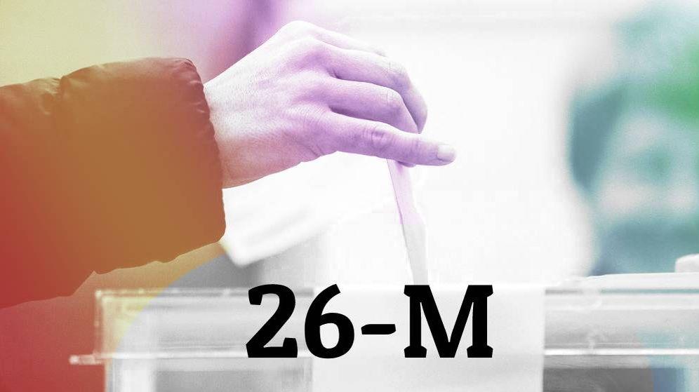 Foto: Una guía para saber todo sobre las elecciones de este domingo, 26 de mayo (El Confidencial)