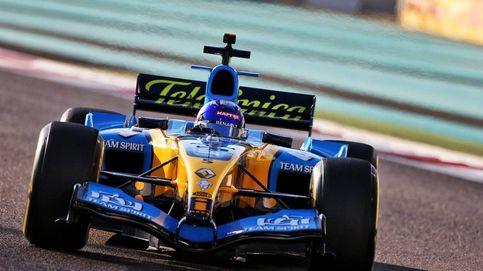Fernando Alonso no se cortó un pelo y su motor favorito de volvió a rugir como nunca