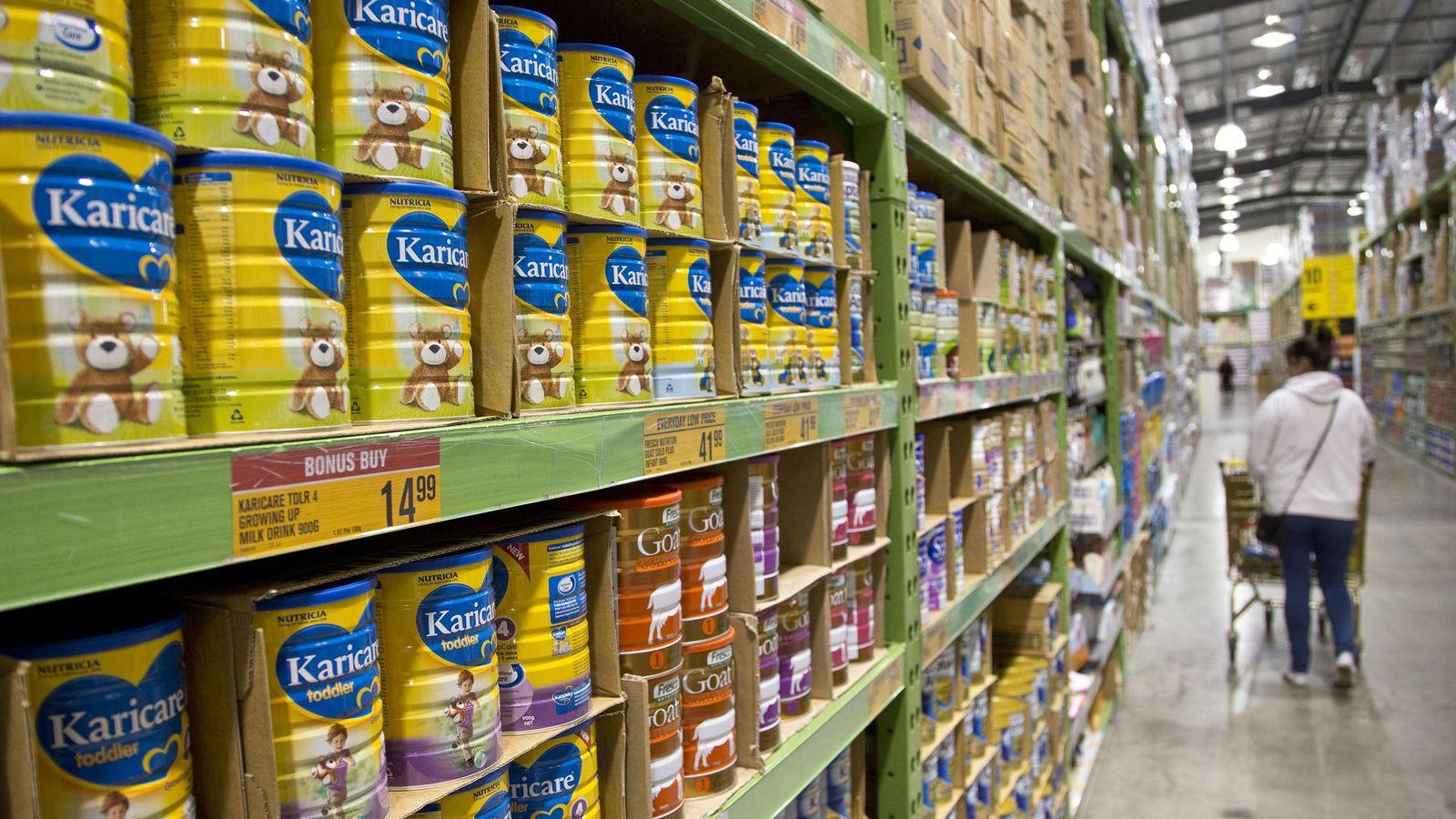 Foto: Supermercado Aukchan