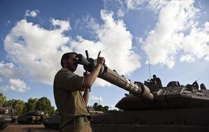Hamás alardea de sus drones