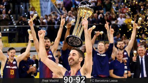 El Barcelona resucita para quitarle al Real Madrid su quinta Copa del Rey seguida