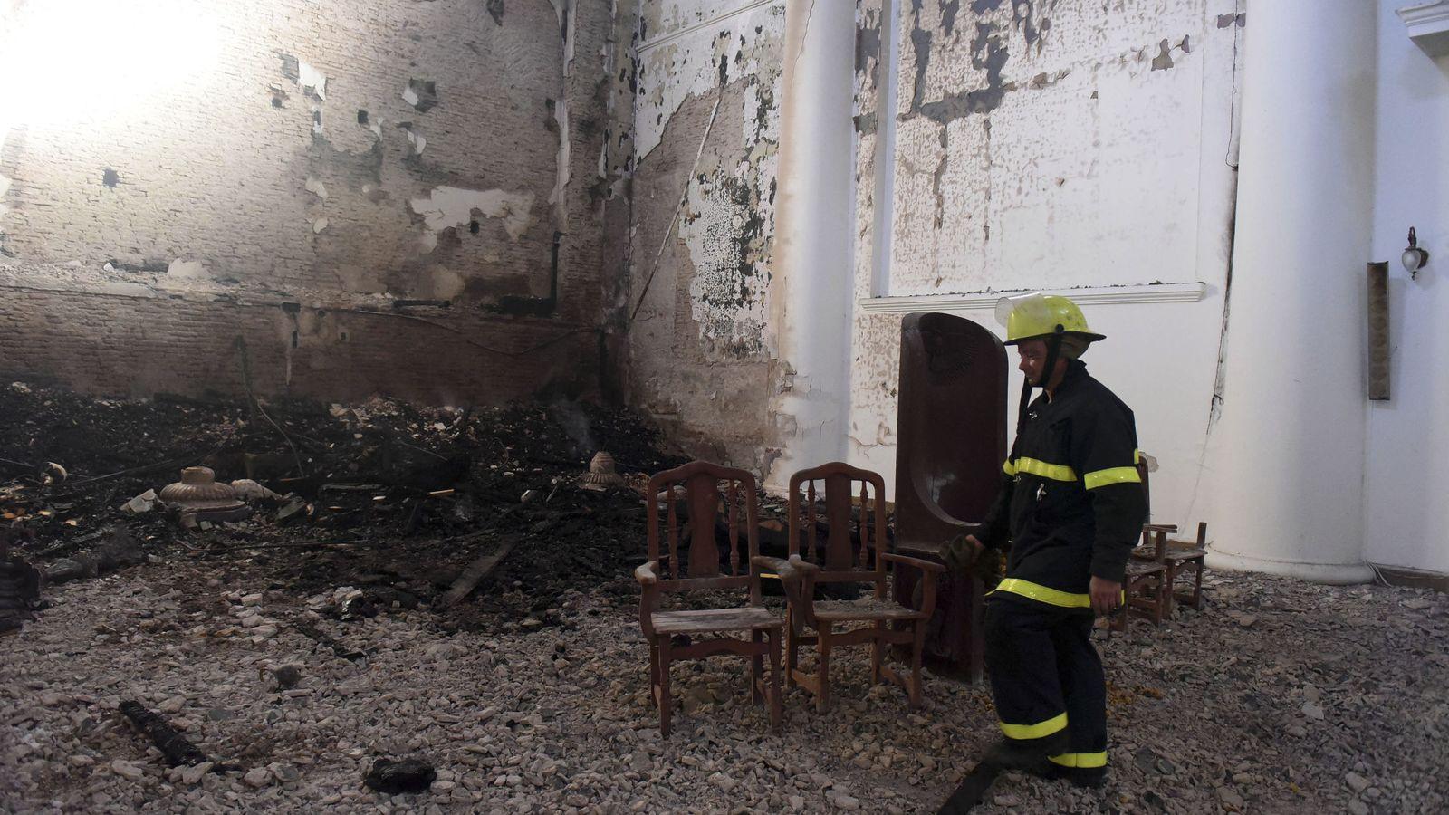 El incendio de Notre-Dame, un desastre que se repite en la historia del mundo