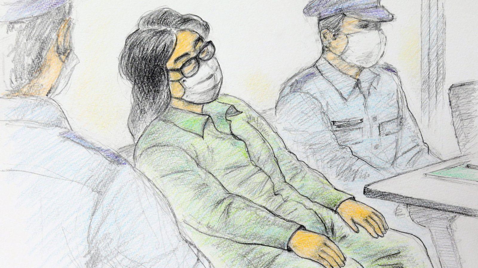 Japón condena a muerte al hombre que violó y descuartizó a 9 personas en su  piso