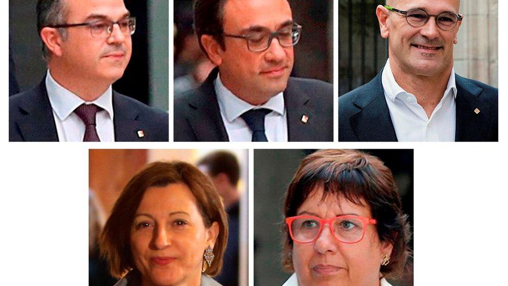 Llarena confirma el procesamiento de Puigdemont y los 24 acusados del 'procés'