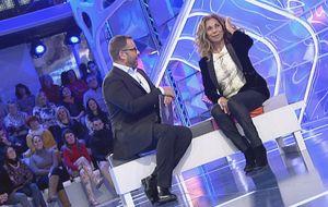 Mila Ximénez y Lolita reciben una sorpresa en Telecinco