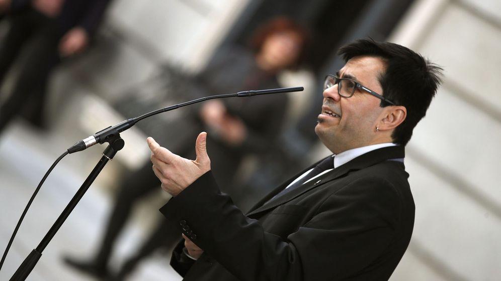 Foto: El parlamentario de Unidas Podemos Gerardo Pisarello. (EFE)