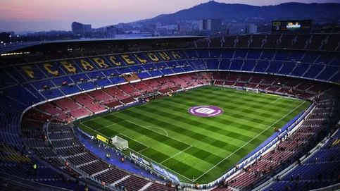 En directo con los aficionados a las puertas del Camp Nou