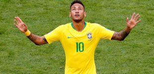 Post de La noche en la que el Real Madrid 'frenó' el fichaje bomba de Neymar por 310  kilos