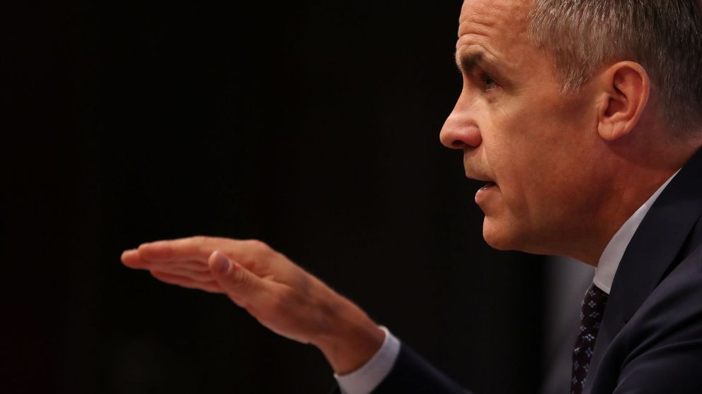 El Banco de Inglaterra sube los tipos de interés al 0,75%, su mayor nivel desde 2009
