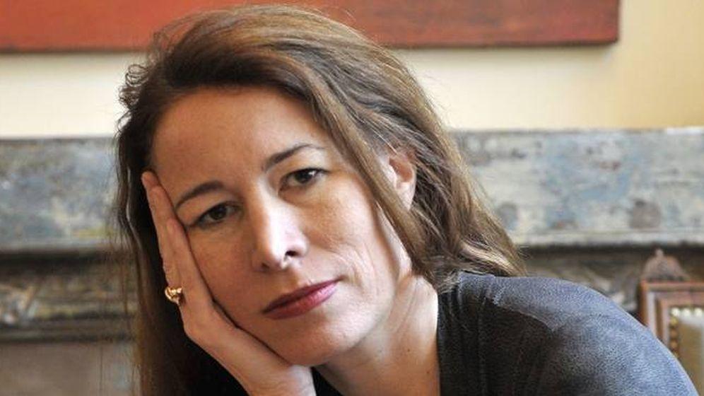 Foto: La autora nació en París en 1964.