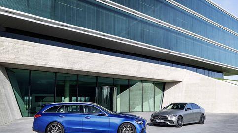 Conducimos la nueva Clase C de Mercedes, el coche más tecnológico