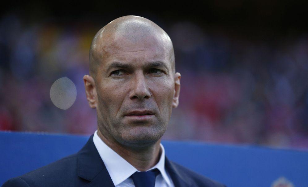 Foto: Zidane ha dirigido una plantilla donde es básico dominar los egos. (Reuters)