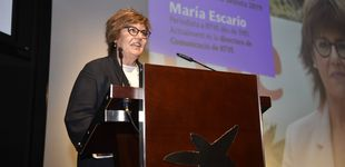 Post de María Escario recibe el premio Buenas Prácticas en Comunicación no sexista
