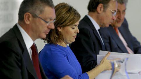 El PP añade partidas contra el aborto para cerrar heridas internas