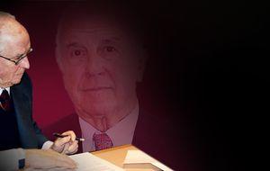 Echevarría tuvo fondos en Suiza antes y después de presidir el COE