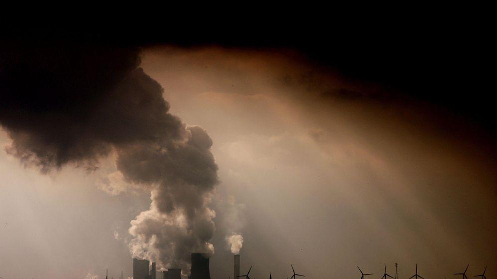 Foto: Imagen de archivo de una central nuclear. (EFE)