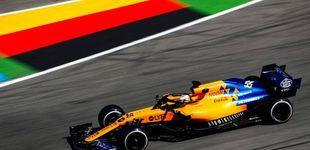 Post de Un escocido Carlos Sainz se sacó la espina del cuerpo cuando más lo necesitaba McLaren