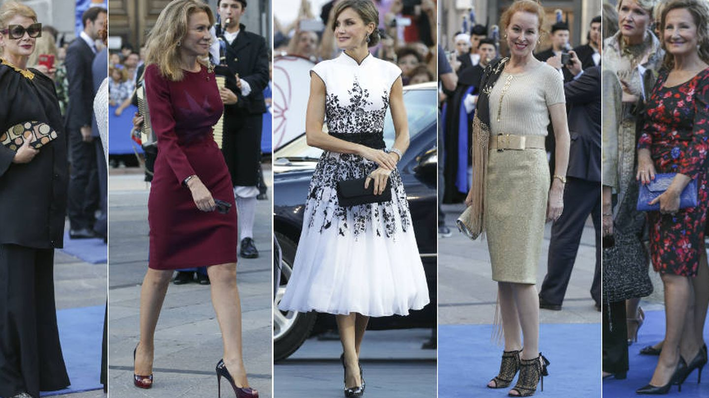 Pincha sobre la imagen para ver 'Las mejor y peor vestidas de la gala'