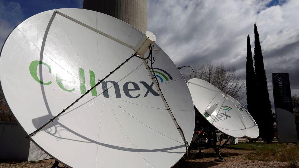 Foto: Infraestructuras de Cellnex. (Reuters)