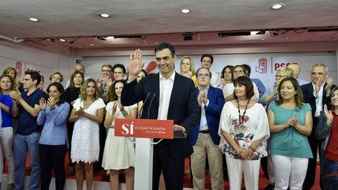 Sánchez vence la amenaza de 'sorpasso' y aguanta por el fracaso de sus rivales