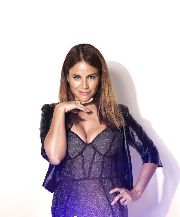 Foto: Mónica Hoyos, concursante de 'GH VIP 6'. (Mediaset/Enrique Cidoncha)