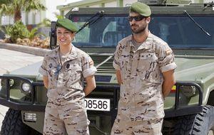 Una omnipresente Blanca Suárez estrena serie en Tele5 y Antena 3