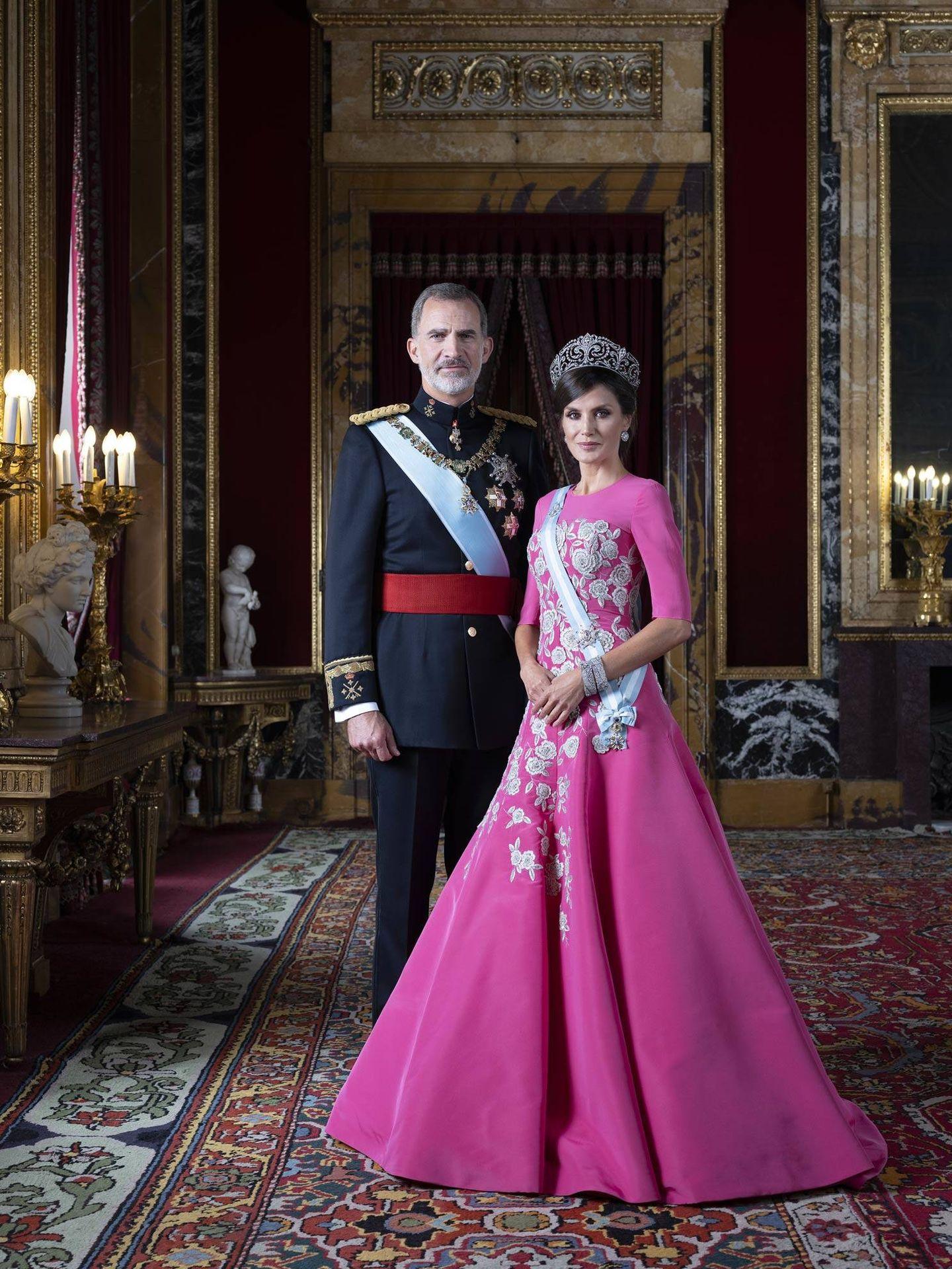 Los Reyes. (Casa Real)