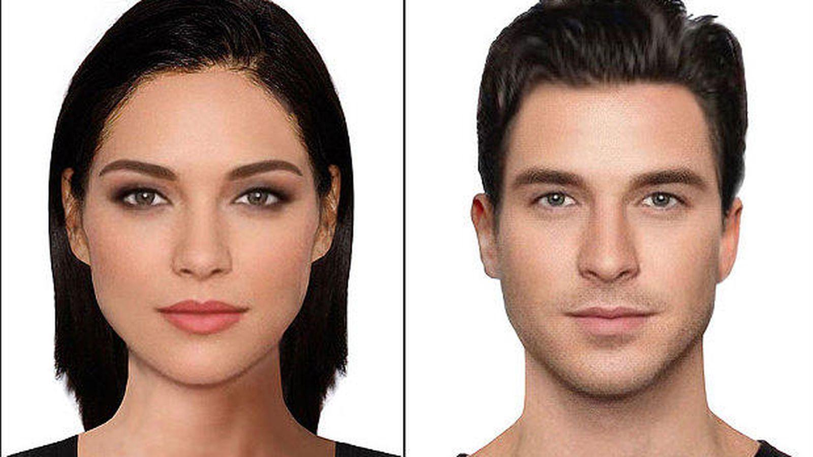 Foto: Las caras más bellas del mundo, según Reino Unido