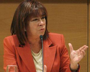 Cristina Narbona presidirá la Comisión Gestora del PSM