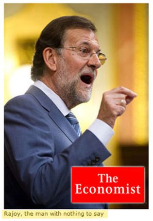 "Foto: The Economist: ""¿Alguien quiere gobernar este país?"""
