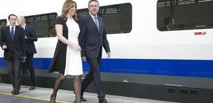 Post de Susana Díaz se inspira en Letizia en su carrera hacia la presidencia del PSOE