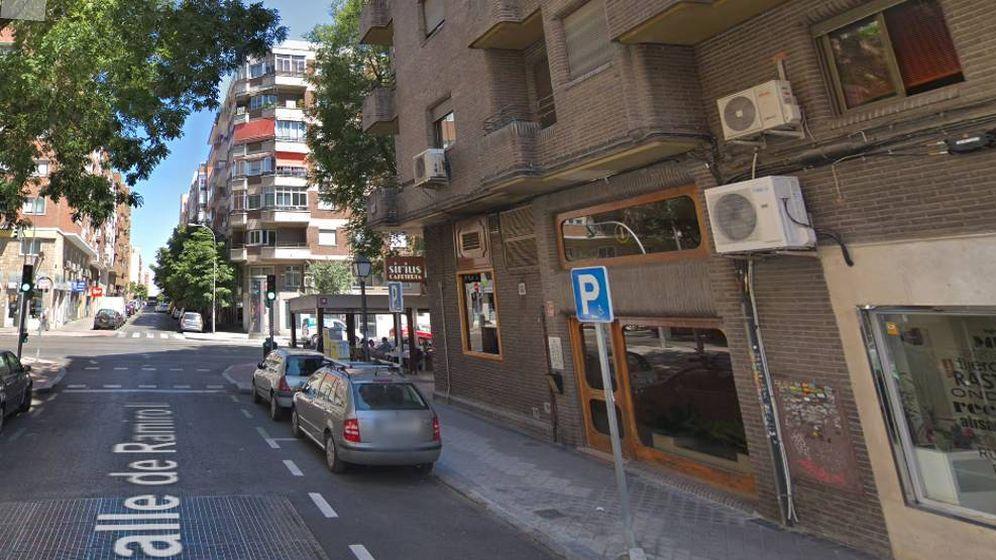 Foto:  El suceso ha tenido lugar en la calle Ramiro II. (Google Maps)