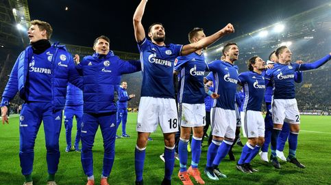 Locura en Dortmund: el Schalke perdía 4-0 y empata en el último momento