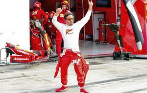 Los equilibristas de Ferrari trabajan pensando en 2015 y salvando 2014