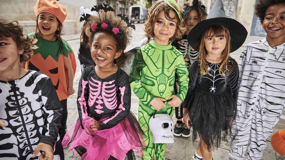 ¿Fiesta de Halloween infantil? Los mejores disfraces los tienes en internet