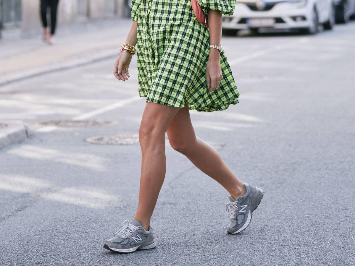 Foto: Zapatillas deportivas todoterreno. (Imaxtree)