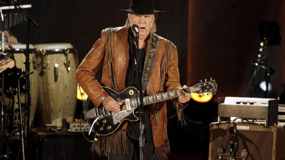 Neil Young: la venganza de los hippies